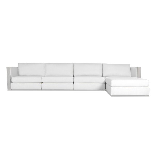 Steffi Chaise Modular Sectional By Orren Ellis