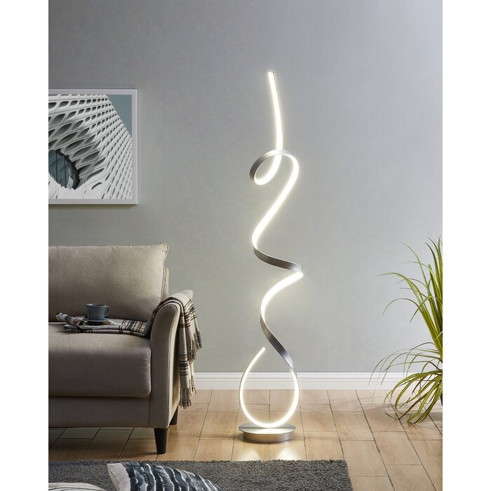 Clarkedale 63 Led Floor Lamp