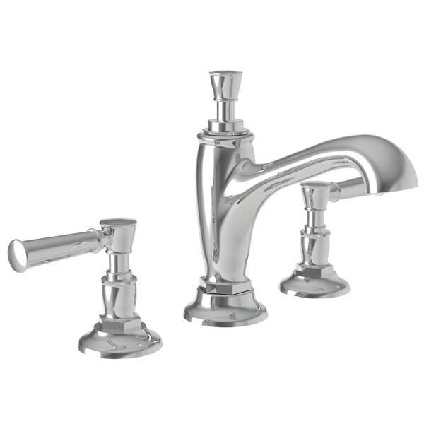 Vander Lavatory Widespread Bathroom Faucet With Drain Assembly By Newport Brass