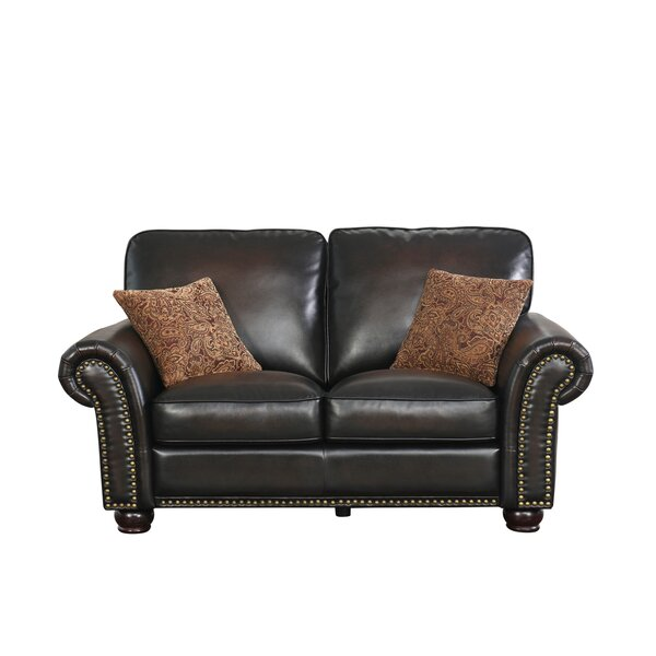 Fallsburg Loveseat by Darby Home Co