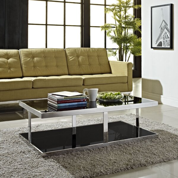 Absorb Coffee Table by Modway