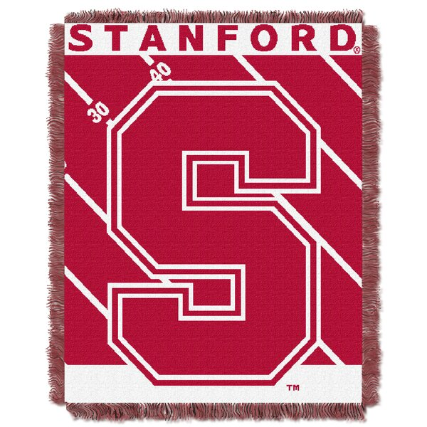 Collegiate Stanford Baby Blanket by Northwest Co.