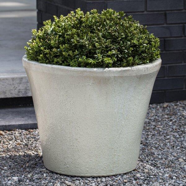 Delphine 5-Piece Ceramic Pot Planter Set by Campania International