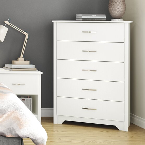 Fusion 5 Drawer Chest by South Shore