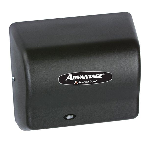 Advantage Standard 100 - 240 Volt Hand Dryer by American Dryer
