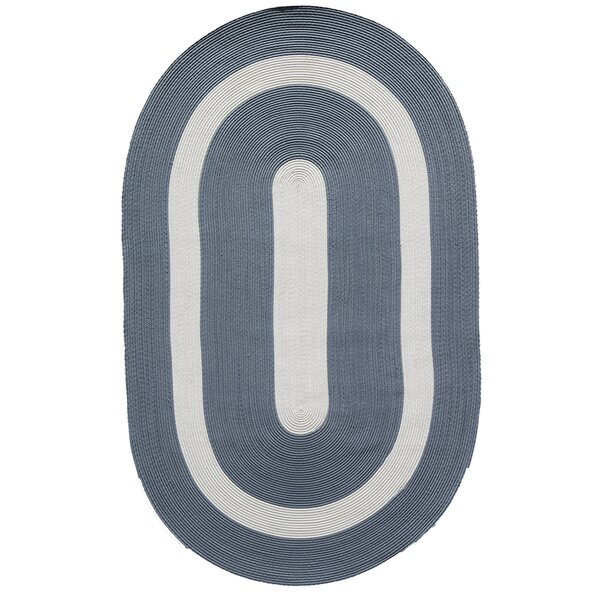 Plymouth Light Blue Area Rug by Rugs America