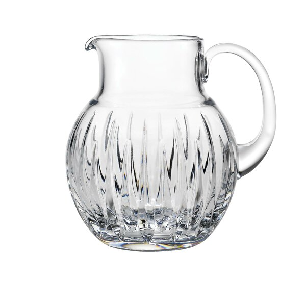 Soho Pitcher by Reed & Barton