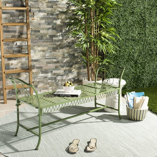 Cavin Garden Bench By Ophelia & Co.