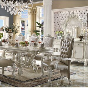 dining chairs in living room. Welton Button Tufted Upholstered Dining Chair  Set of 2 Armed Kitchen Chairs You ll Love Wayfair