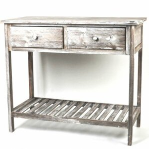 Foxburg Wooden Kitchen Console Table by Augu..