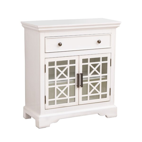 Giroux Entryway 1 Drawer Accent Chest by Breakwater Bay Breakwater Bay