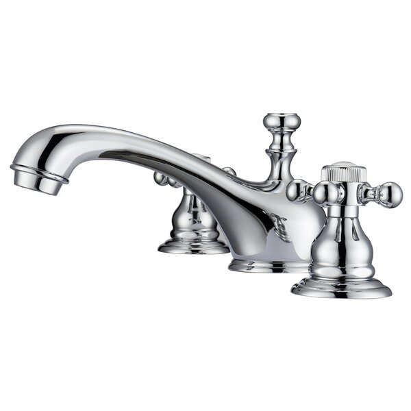 Marsala Lavatory Widespread Bathroom Faucet