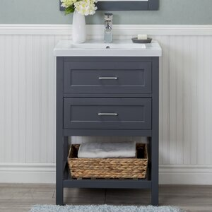 Durrant 24″ Single Bathroom Vanity Set