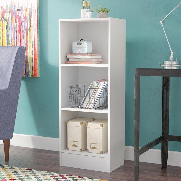 Ebern Designs White Bookcases