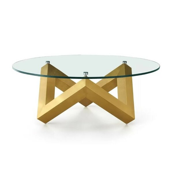 Fullerton Coffee Table by Everly Quinn