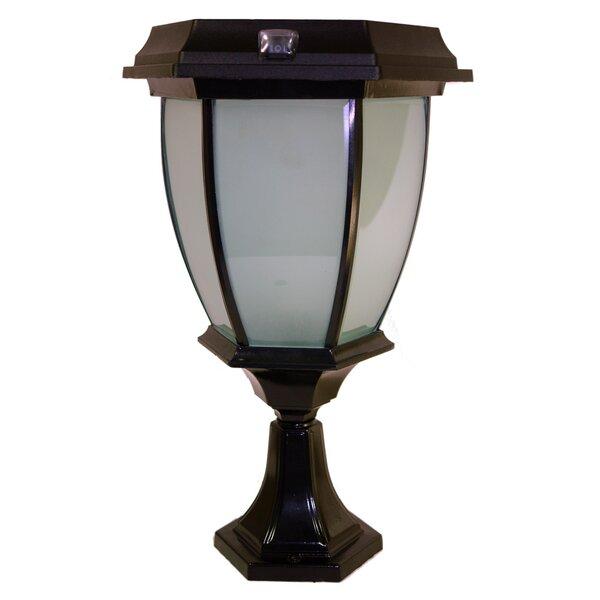 Outdoor 10-Light LED Pier Mount Light by Solar Goes Green