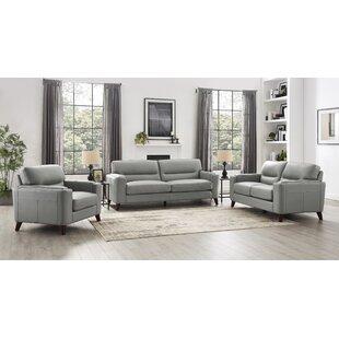 Maraca 3 Piece Living Room Set by Wrought Studio™