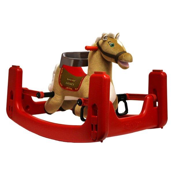 Legacy Grow-with-Me Rocking Pony by Rockin' Rider