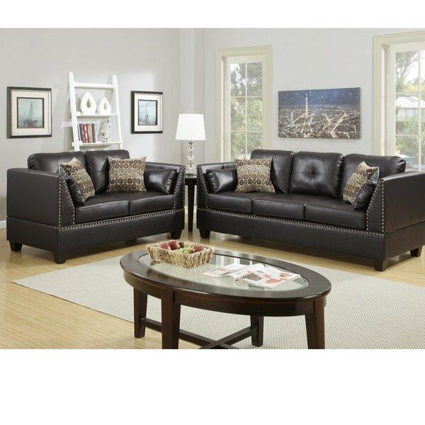 Lahiff 2 Piece Living Room Set by Red Barrel Studio