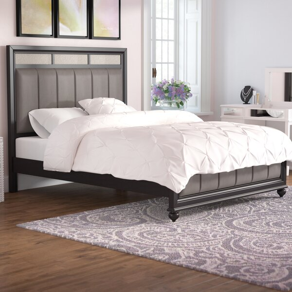 Chappell Upholstered Standard Bed by Willa Arlo Interiors