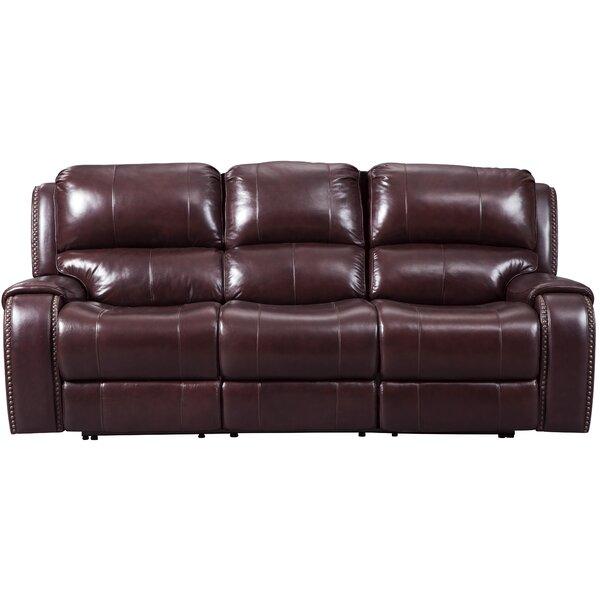 Oreana Power Reclining Sofa by Darby Home Co