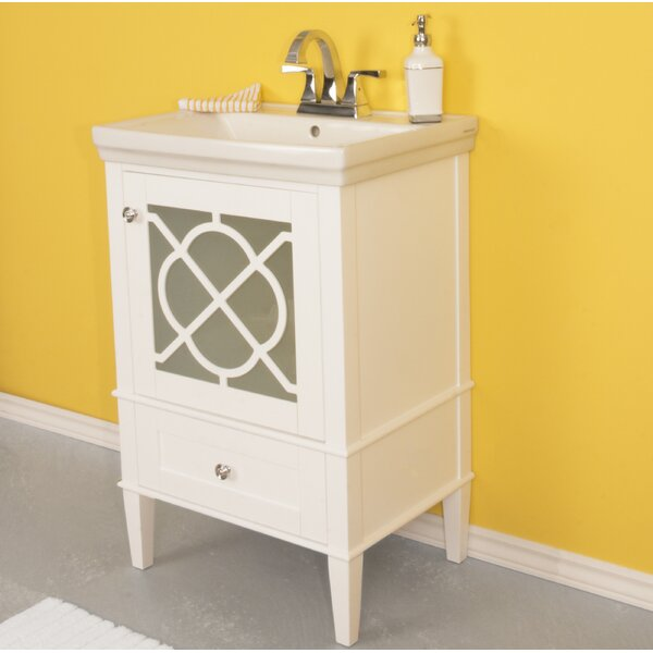 Wheatley 24 Single Bathroom Vanity Set by Willa Arlo Interiors