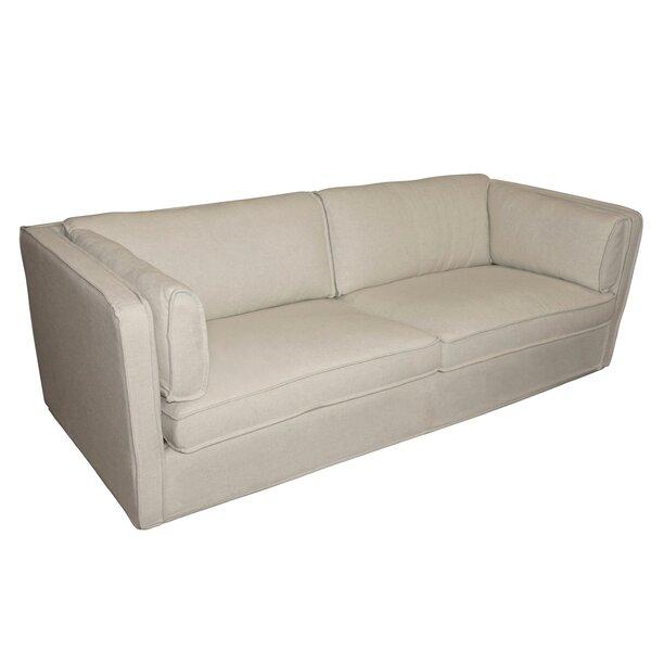 Sattler Slipcovered Sofa by Gracie Oaks