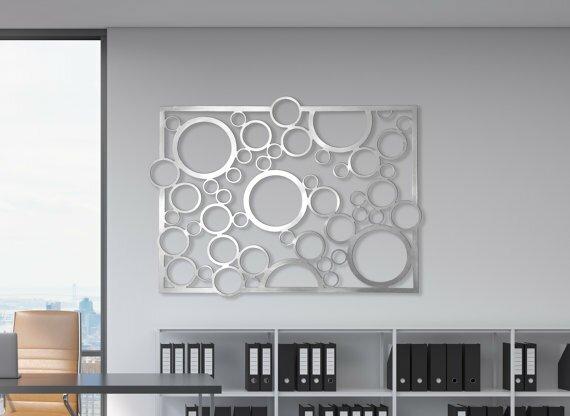Bubbles Panel Wall Décor by Orren Ellis