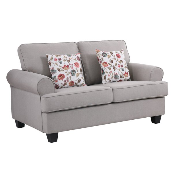 Reviews Mccants Loveseat By Red Barrel Studio Discount | Sofas Sale