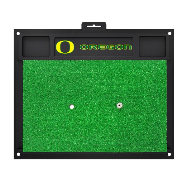 NCAA University of Oregon Golf Hitting Mat by FANMATS