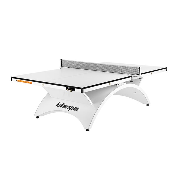 Revolution Bianco Indoor Table Tennis Table by Killerspin