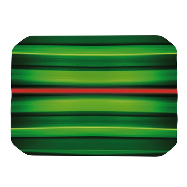 Stripes Placemat by KESS InHouse