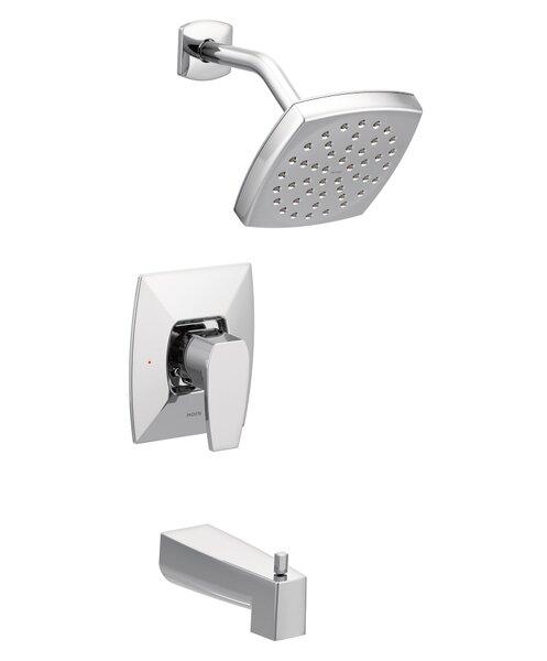 Via Single Handle Bath Shower Mixer by Moen