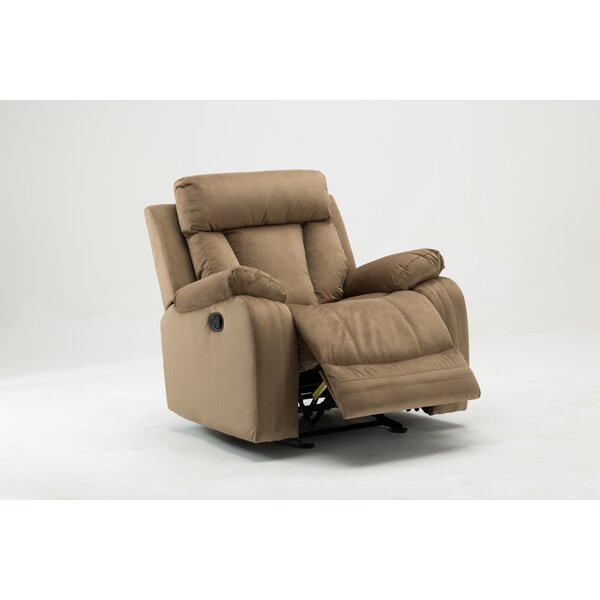 Trower Living Room Manual Recliner by Red Barrel Studio