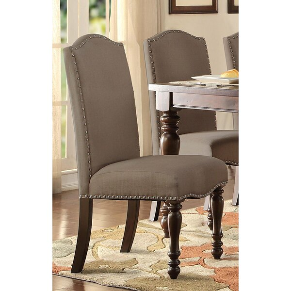 Funon Upholstered Dining Chair (Set of 2) by Darby Home Co