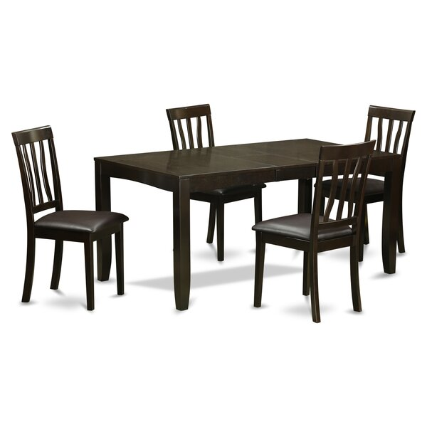 Best Design Lockmoor 5 Piece Extendable Dining Set By Red Barrel Studio Wonderful