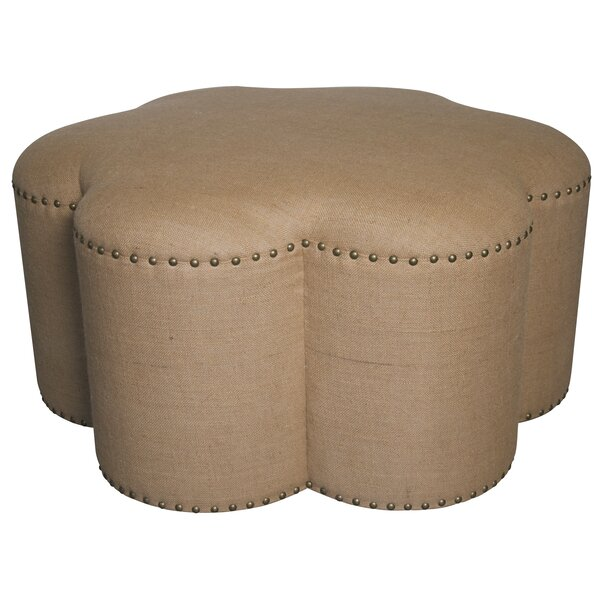 Flores Cocktail Ottoman by Muse