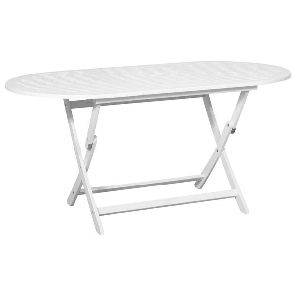 Eldredge Wooden Dining Table by Highland Dunes