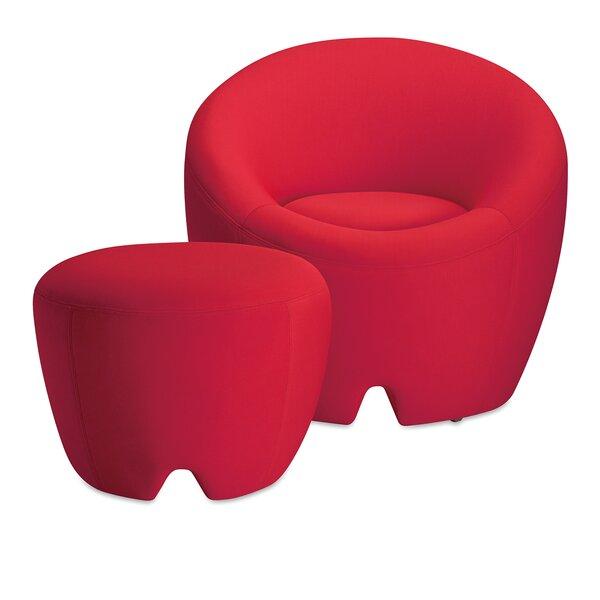 Mcnab Barrel Chair by Wade Logan