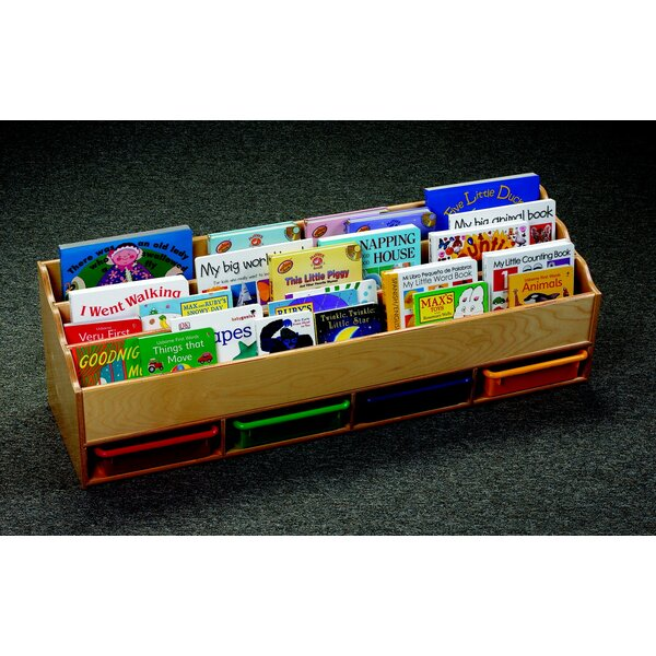 Library Topper Book Display with Trays by Childcraft