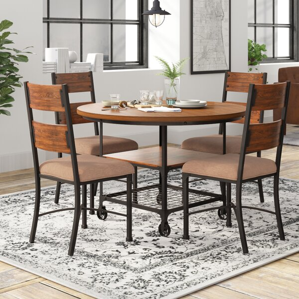 Cayenne 5 Piece Dining Set by Trent Austin Design
