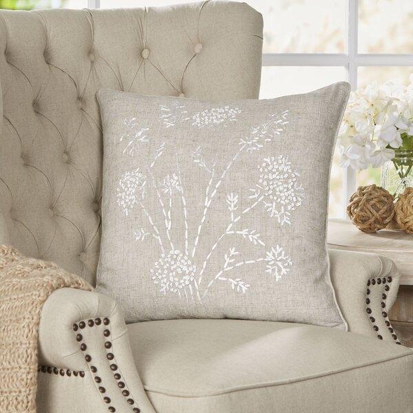 Wispy Grains Pillow by Birch Lane™