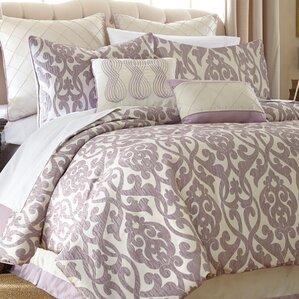 8piece ariana comforter set