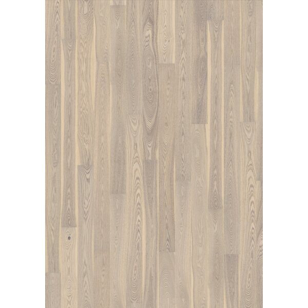 Sonata 6-1/4 Engineered Ash Hardwood Flooring in Serrant by Kahrs