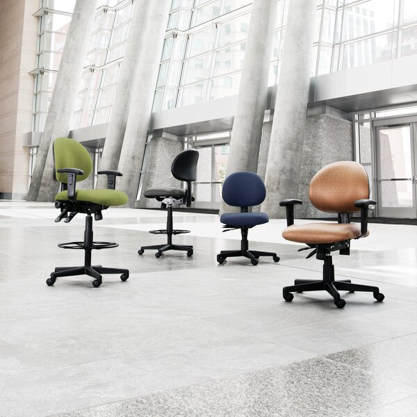 Mid-Back Desk Chair by OFM