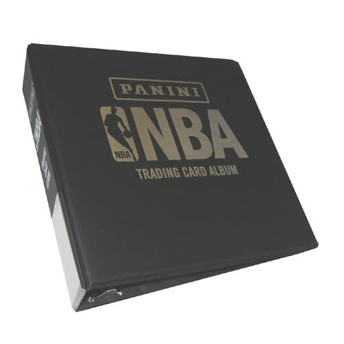 NBA Panini Card Album by Ultra Pro