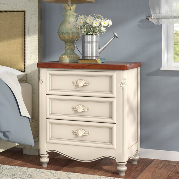 Brecon 3 Drawer Bachelors Chest by One Allium Way