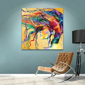 framed graphic art print on canvas u0027