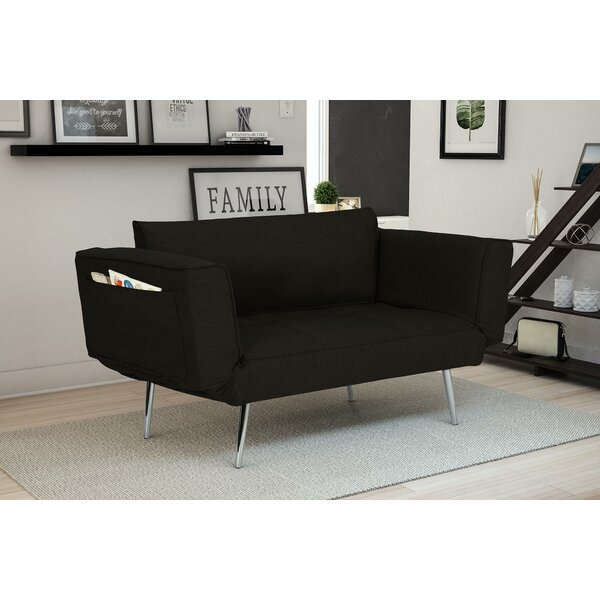 Leyla Convertible Sofa by Novogratz
