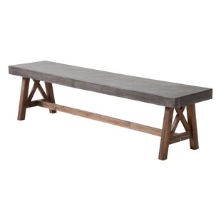 Exceptional Shoreham Wood Dining Bench. By Trent Austin Design